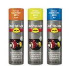 Rustoleum Hard Hat Fluorescent Aerosols 500ml